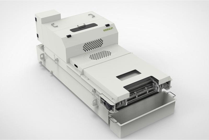 切削液过滤设备采用的处理方式主要有以下四种